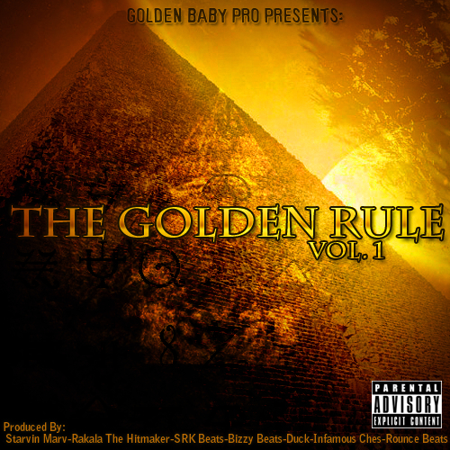 Golden Baby Pro - the Golden Rule Vol. 1